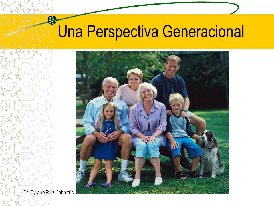 Dr. Cyrano Ruiz Cabarrús Una Perspectiva Generacional
