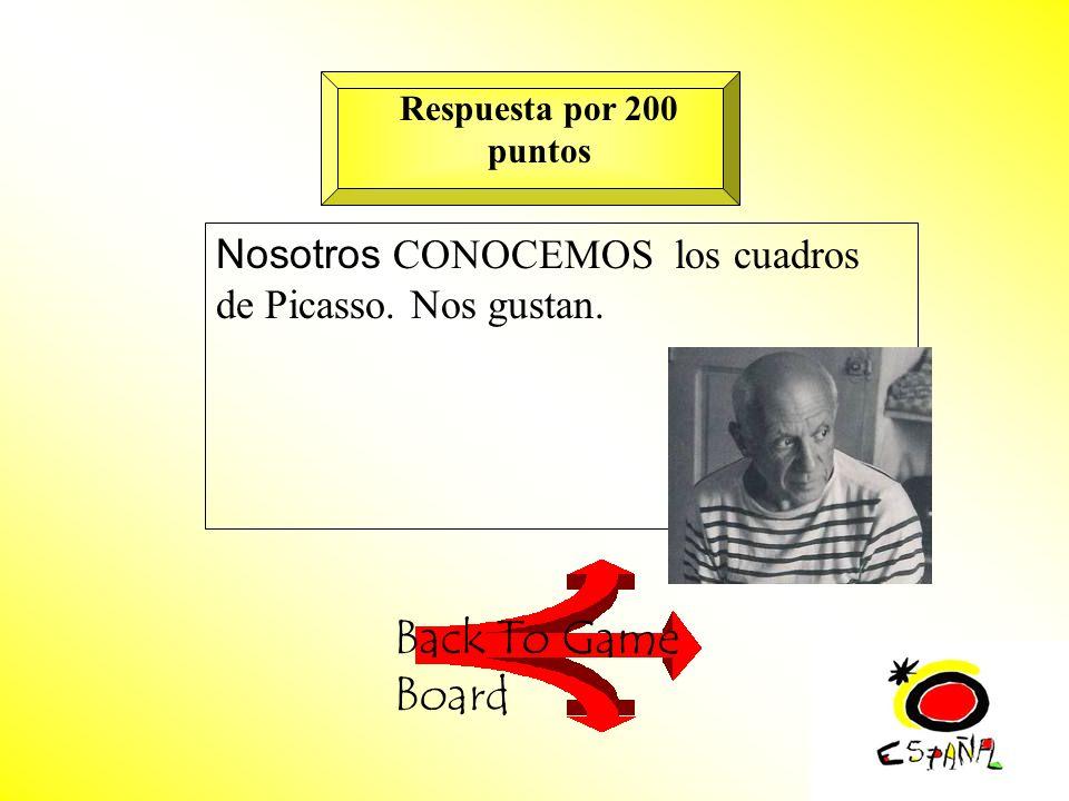 M.K.Klamer_2000_Revised 2002 Nosotros CONOCEMOS los cuadros de Picasso.