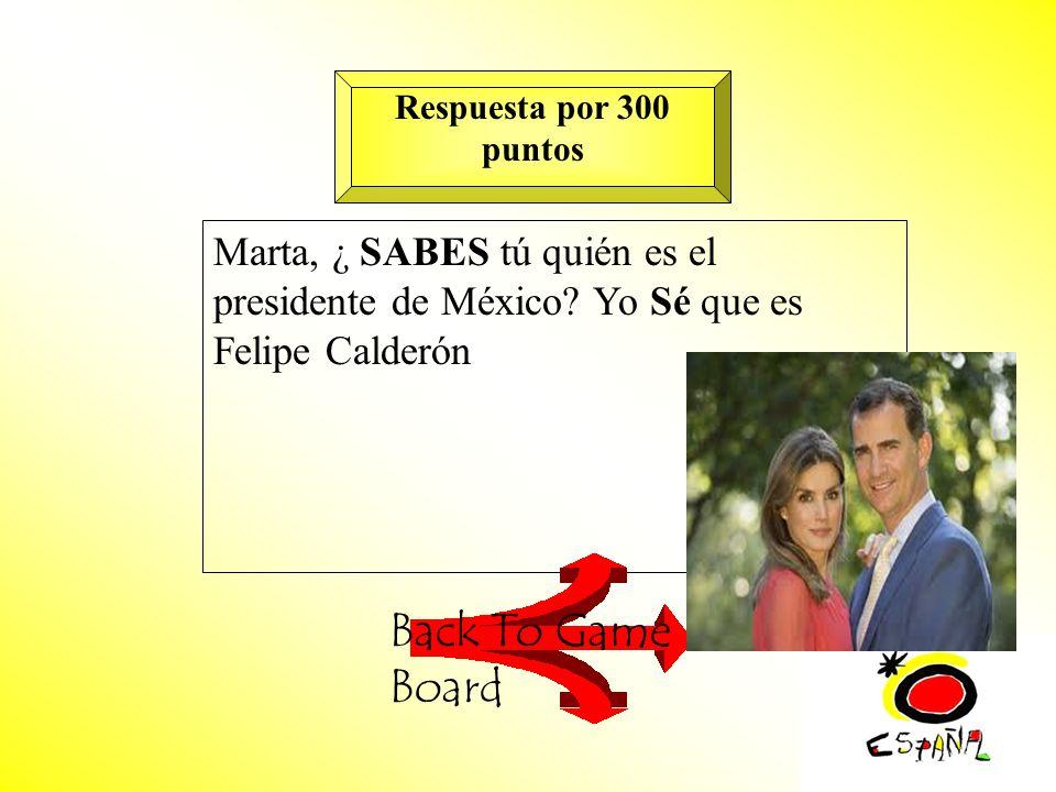 M.K.Klamer_2000_Revised 2002 Marta, ¿ SABES tú quién es el presidente de México.