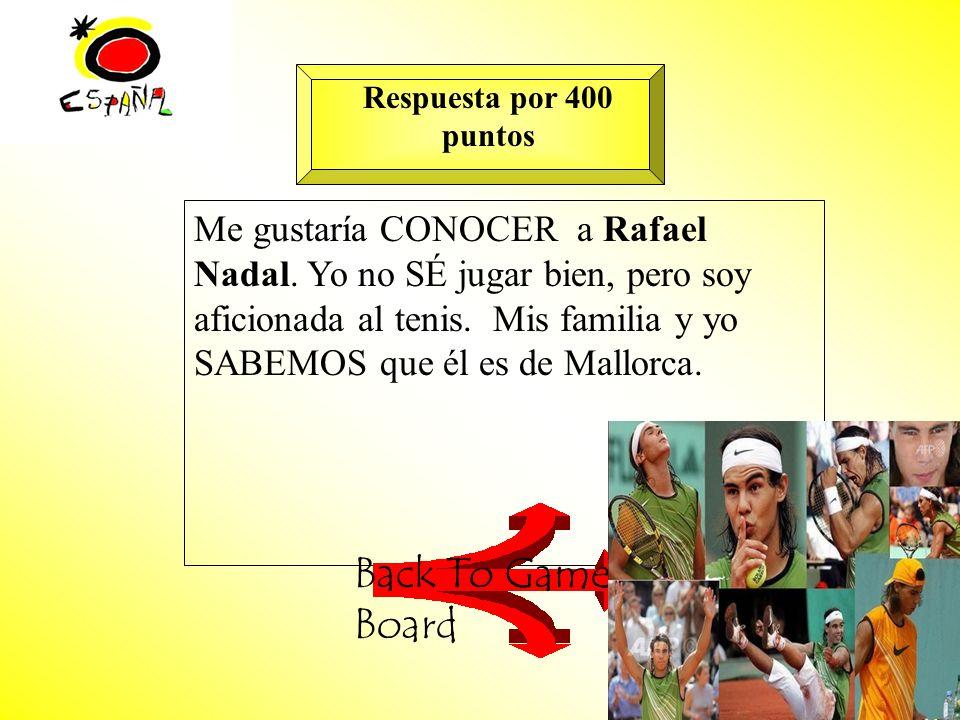 M.K.Klamer_2000_Revised 2002 Me gustaría CONOCER a Rafael Nadal.