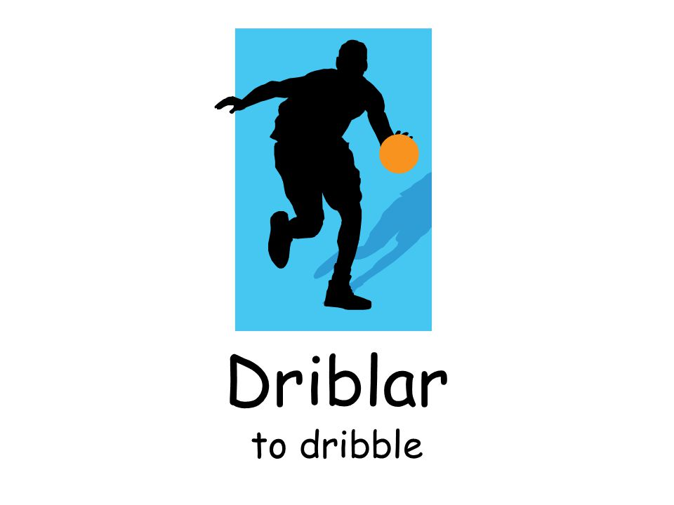 Driblar to dribble