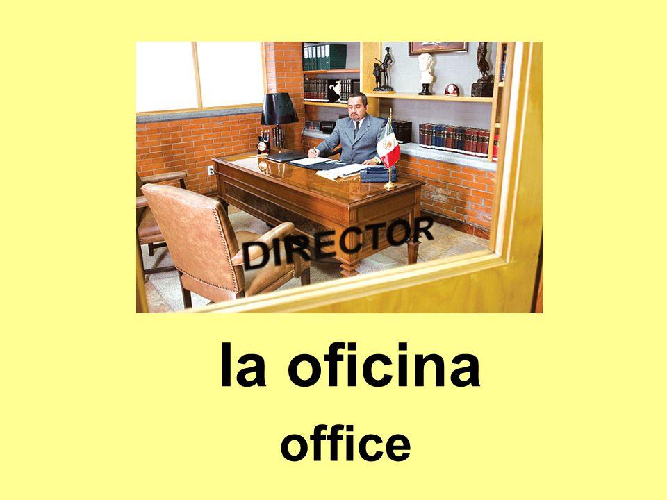 la oficina office