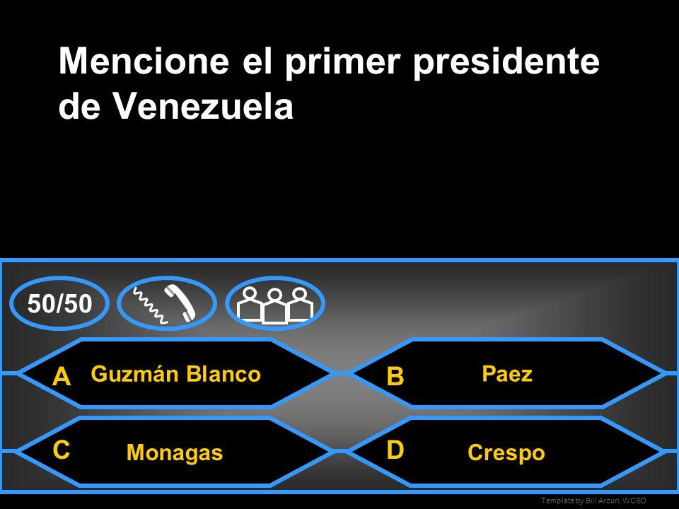 Template by Bill Arcuri, WCSD Mérida, Caracas y Coro ¿Dónde están las parroquias salvatorianas.