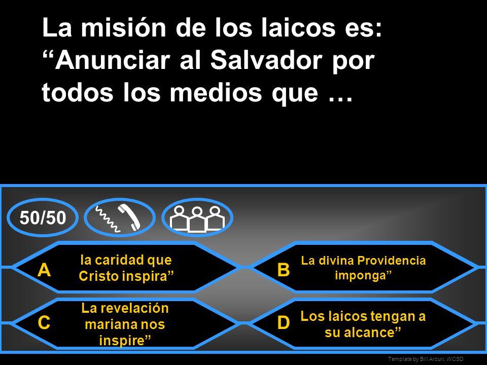 Template by Bill Arcuri, WCSD Español ¿Cuál es la nacionalidad del Padre Agustín.