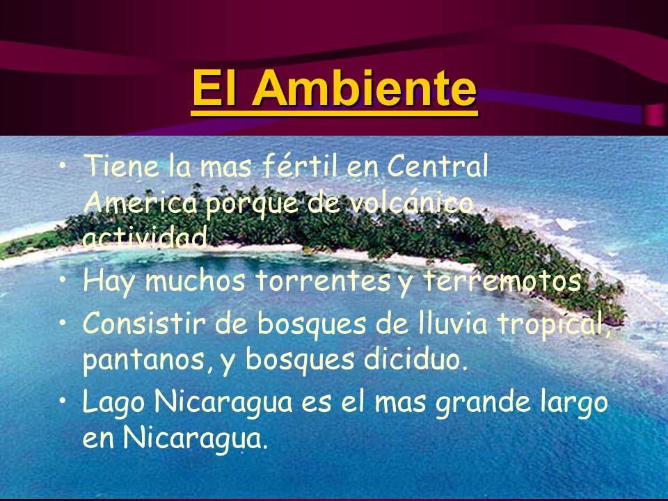 Los Deportes  Beisból es el deporte nacional de Nicaragua.