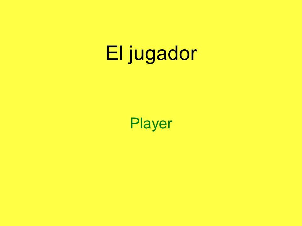 El jugador Player