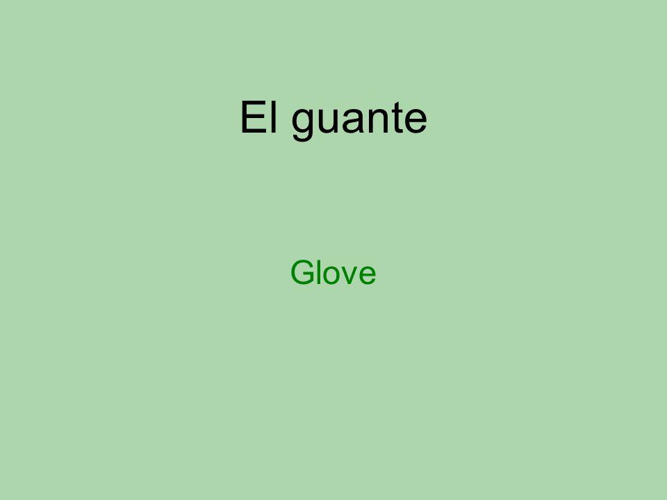 El guante Glove