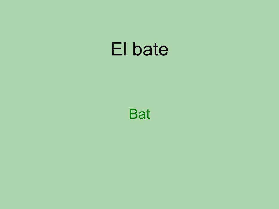 El bate Bat