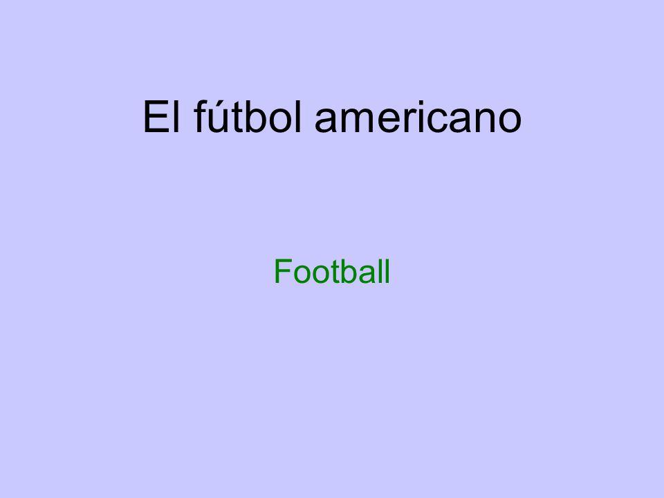 El fútbol americano Football