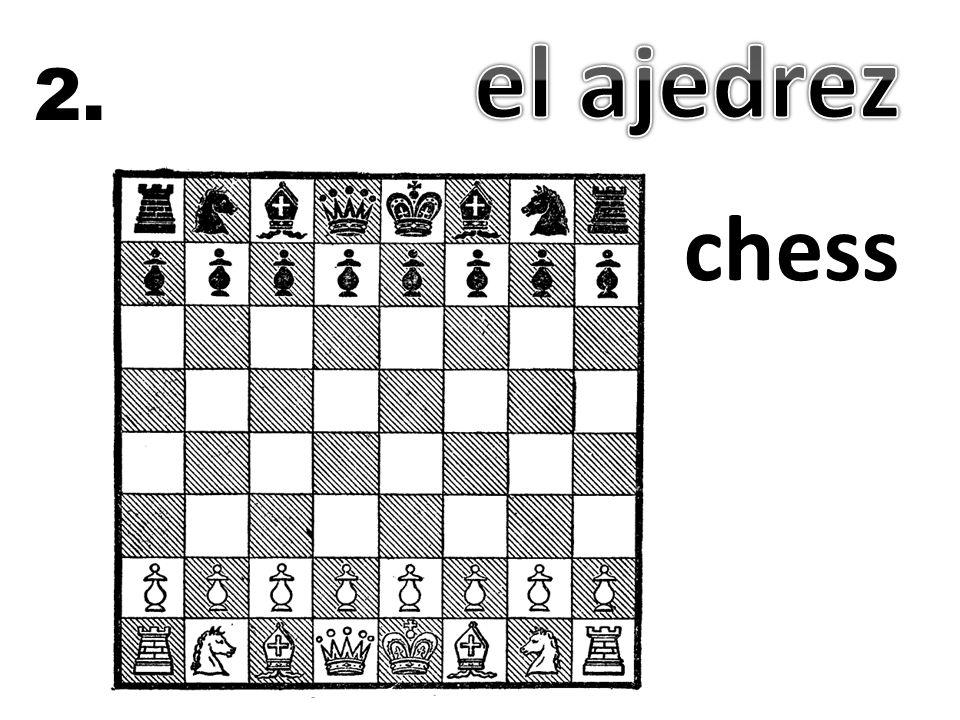 2. chess