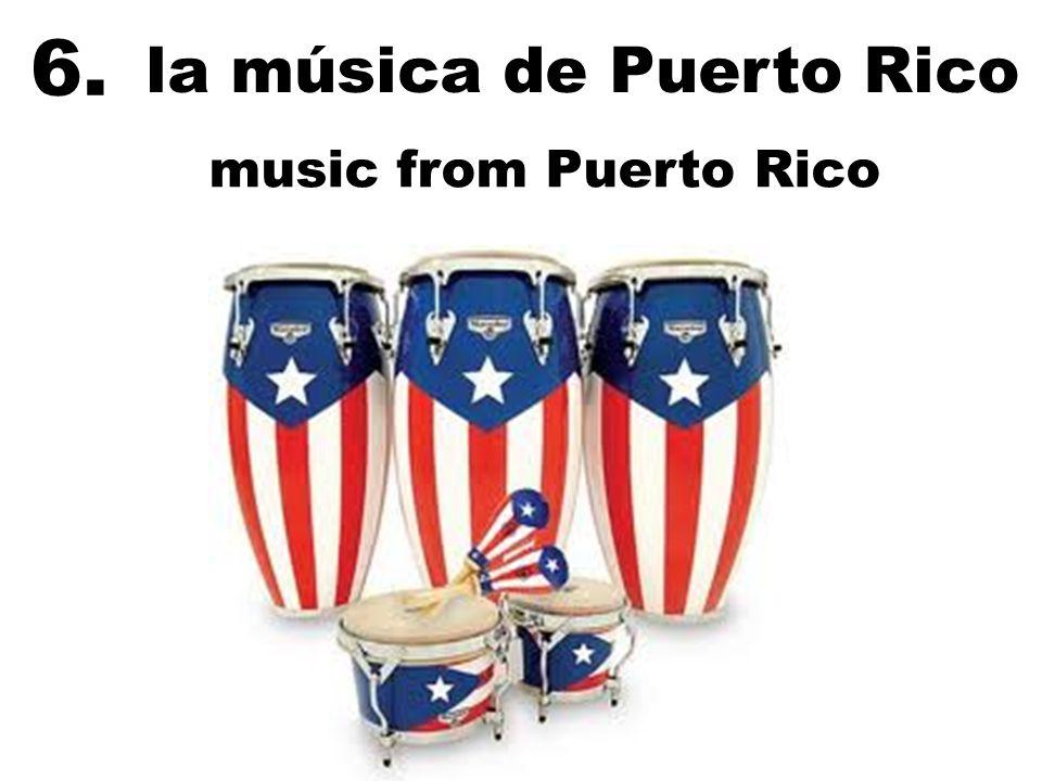 la música de Puerto Rico music from Puerto Rico 6.