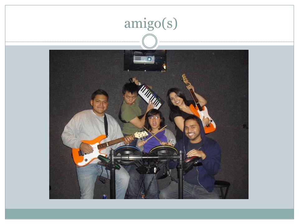 amigo(s)