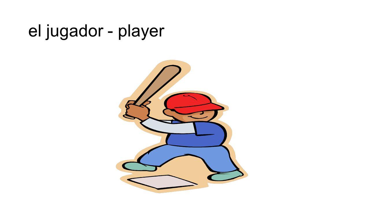 el jugador - player