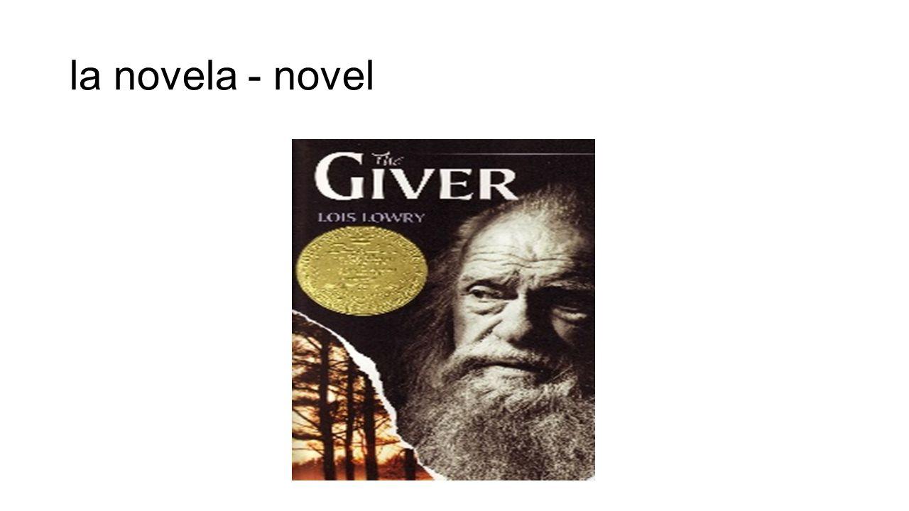 la novela - novel