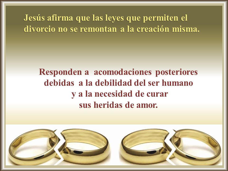 29/09/2009 Todo el misterio del matrimonio se resume en tres verbos.