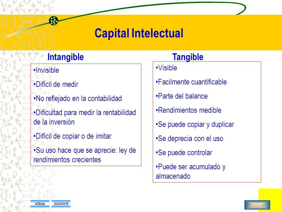 Capital Intelectual ATRAS SIGUIENTE cerrar