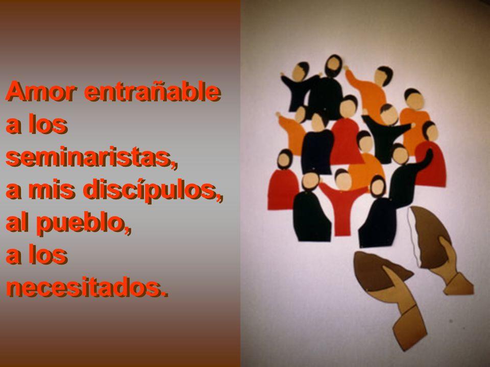 Es necesario mirar más a lo bueno que tienen los demás que a sus deficiencias.