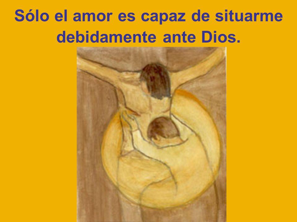 Amor entrañable a los seminaristas, a mis discípulos, al pueblo, a los necesitados.