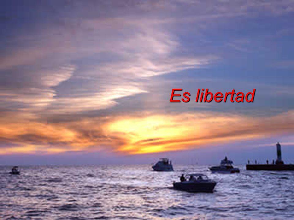 Es libertad