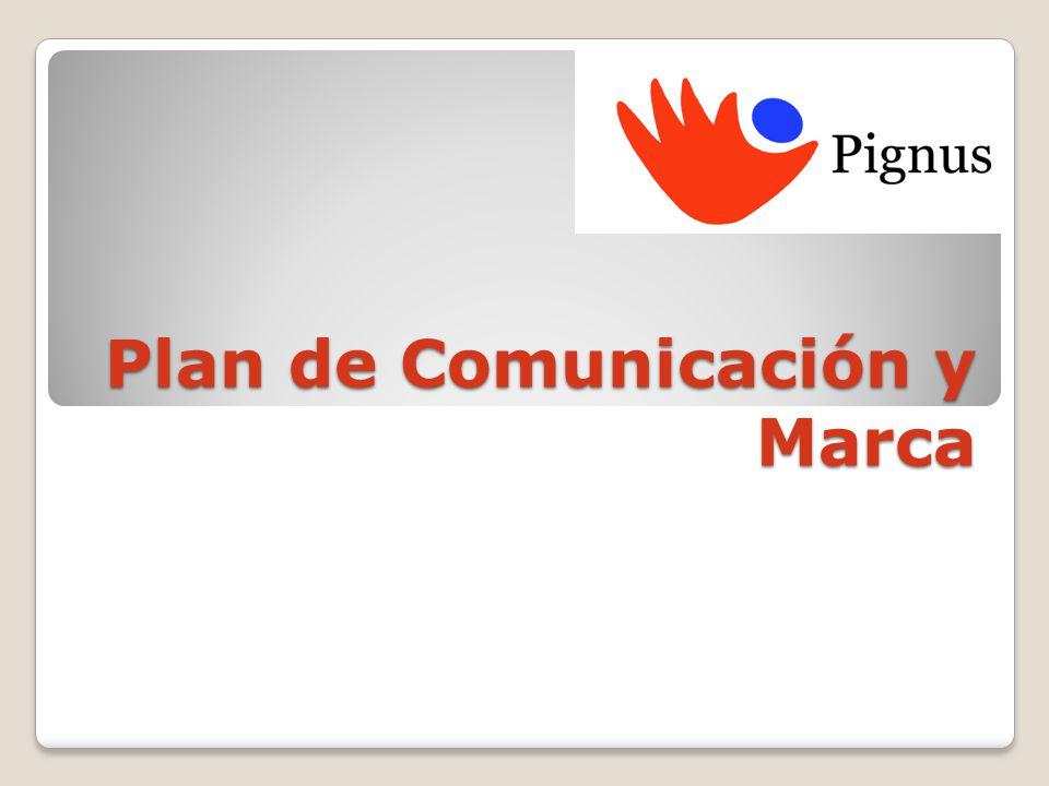 Plan de Comunicación y Marca