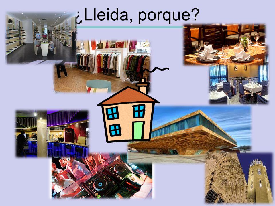 ¿Lleida, porque