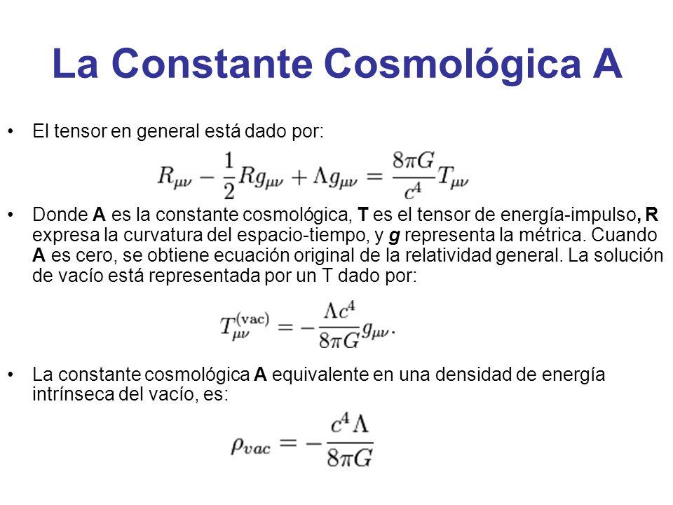 Resultado de imagen de Cosmología constante