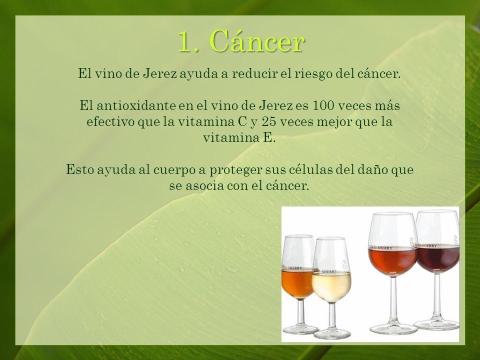 18 Razones para comenzar a tomarlo ahora mismo… El vino de Jerez
