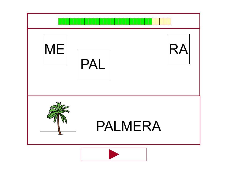 RA PAL ME …PALME…