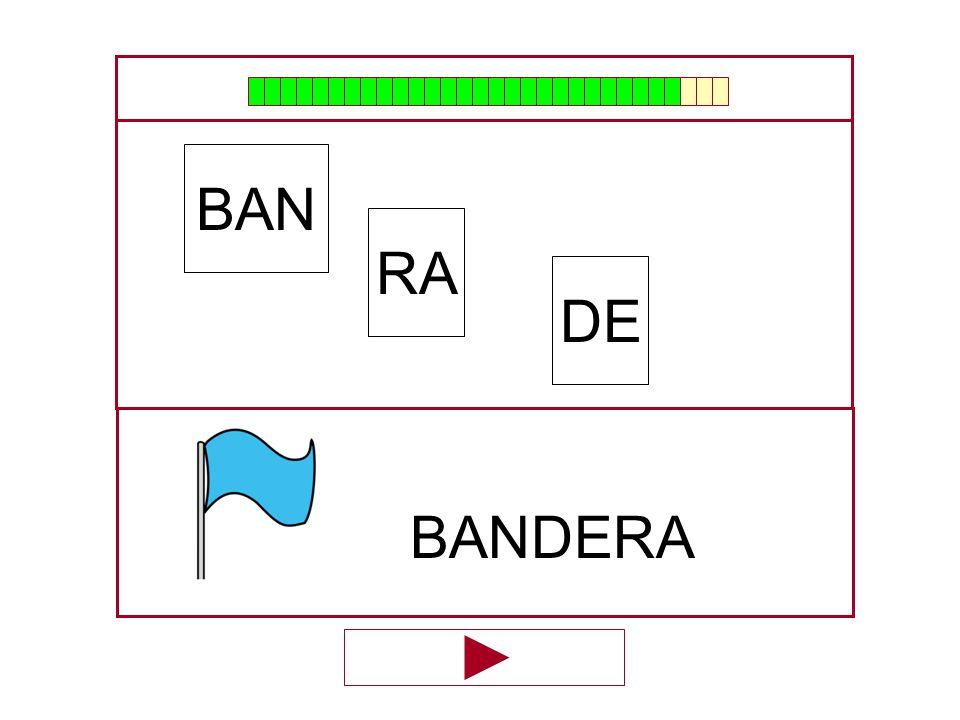 RA BAN DE …BANDE…
