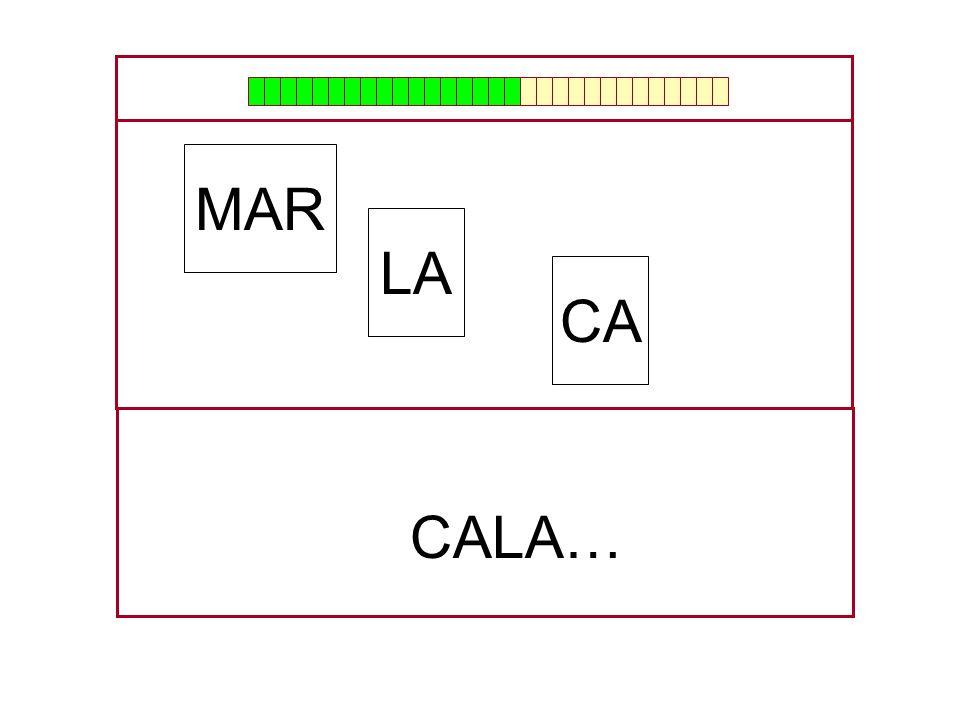 LA MAR CA …CA…