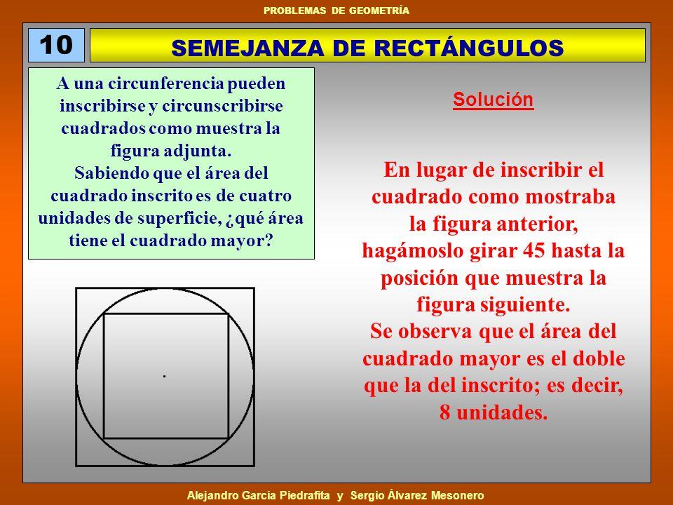 Alejandro García Piedrafita y Sergio Álvarez Mesonero PROBLEMAS DE GEOMETRÍA Calcula el valor de todos los ángulos de la figura sabiendo que el ángulo 1 vale 70.