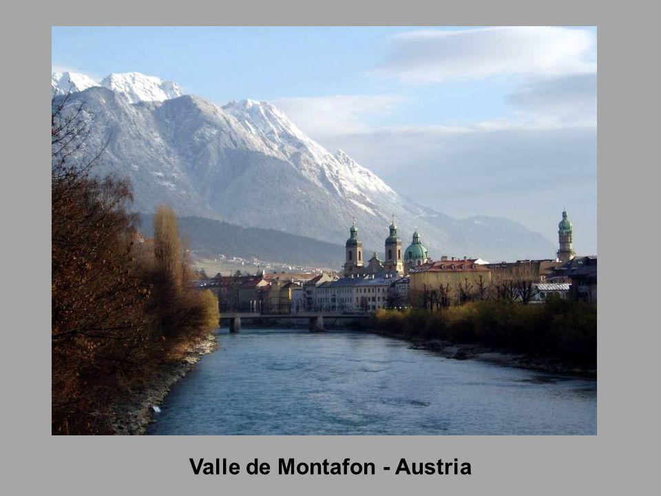Oetz – El Tirol - Austria