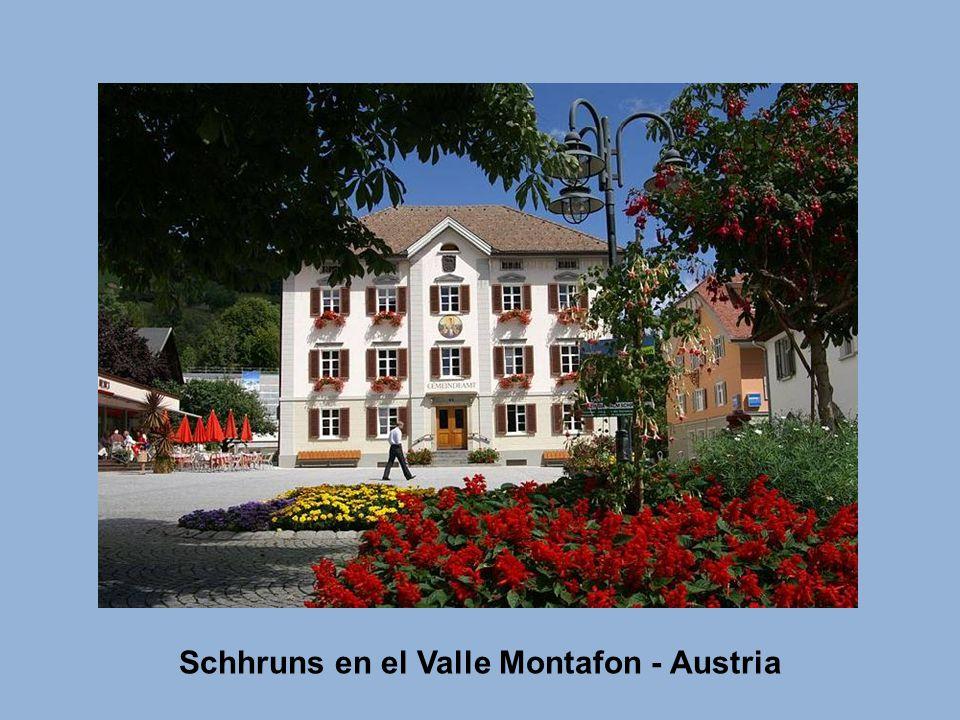 Valle de Montafon - Austria