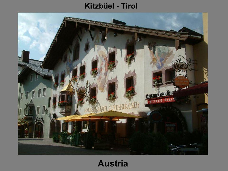 Alpabach - Austria