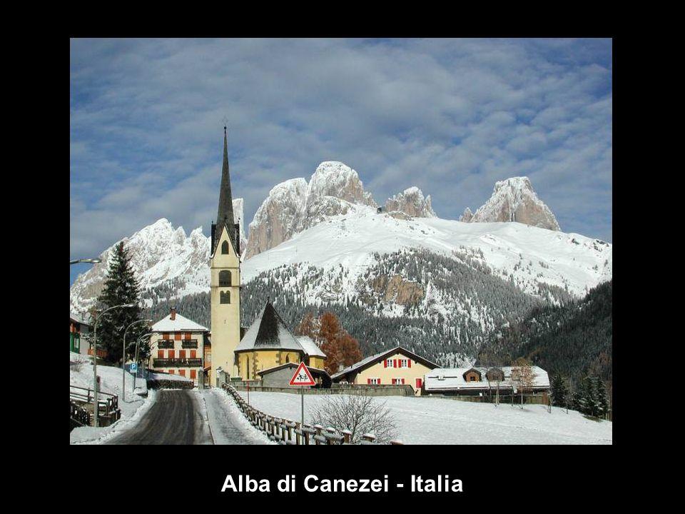 Alba di Canezei - Italia