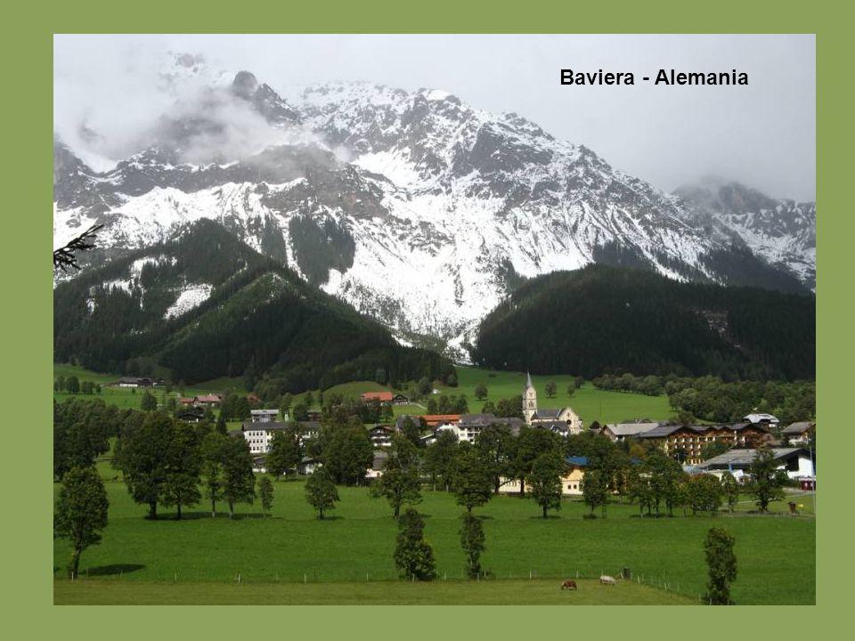 Berchtesgadenen –Baviera - Alemania