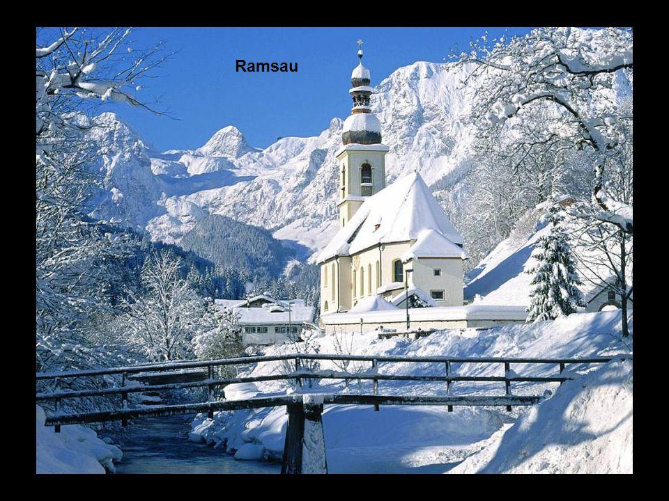 Ramsau - Baviera Alemania