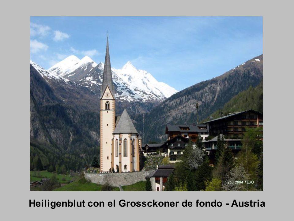 Valle del Tirol - Austria