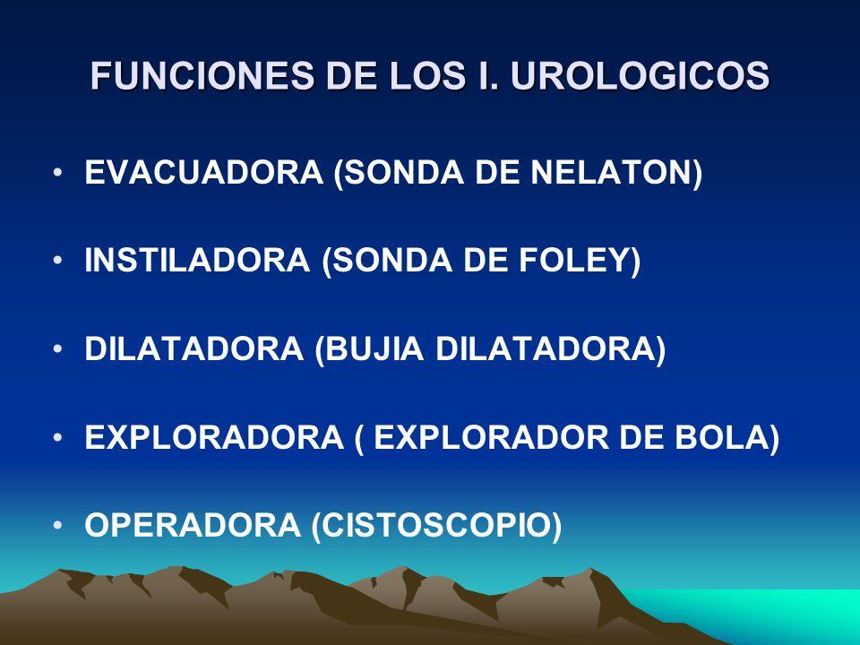 ESCALAS DE LOS I.