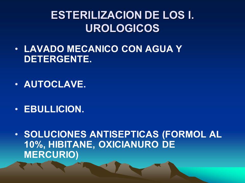 INSTRUMENTOS UROLOGICOS MAS UTILIZADOS SONDA DE NELATON.