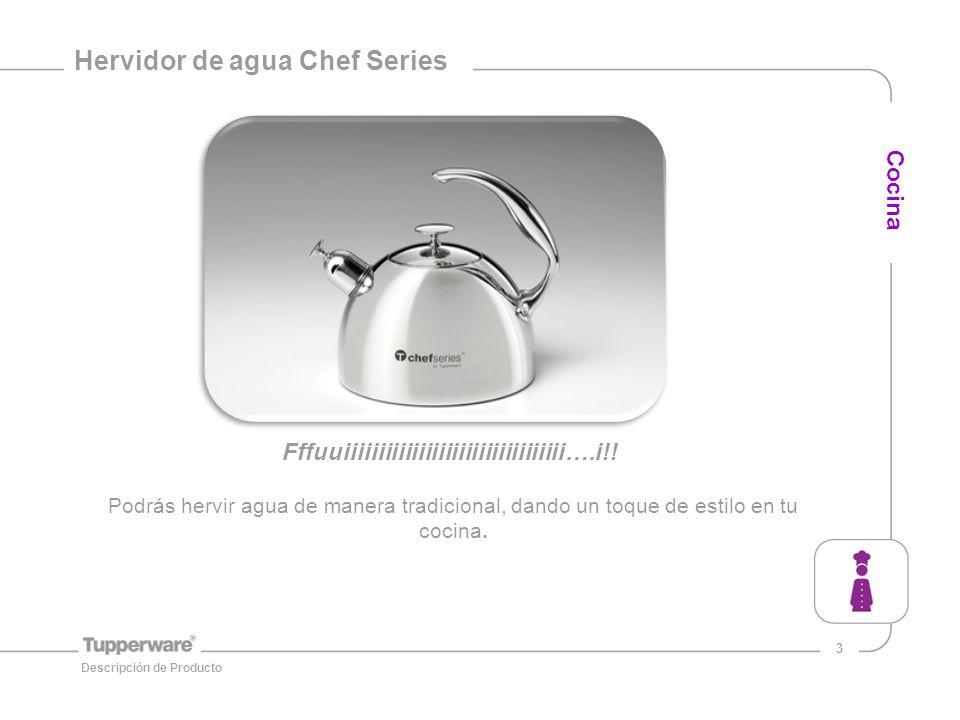 3 Hervidor de agua Chef Series Fffuuiiiiiiiiiiiiiiiiiiiiiiiiiiiiiiiii….i!.