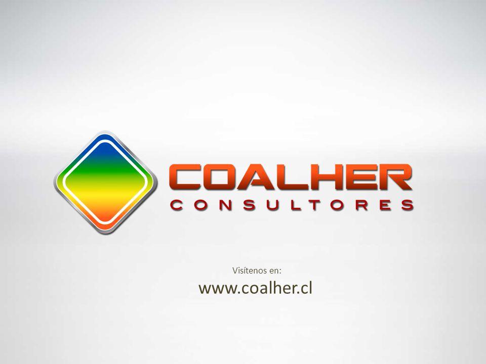 Visítenos en: www.coalher.cl
