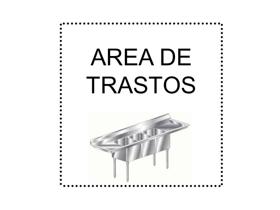 AREA DE TRASTOS
