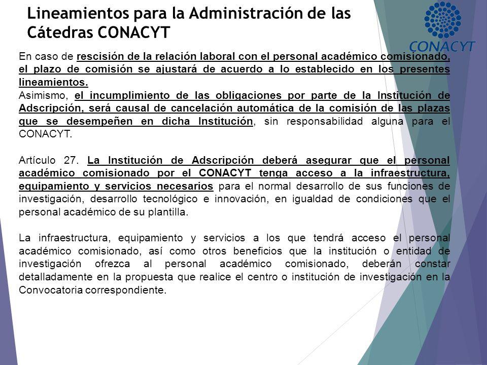 Febrero, Convocatoria para Instituciones de Adscripción A las ...
