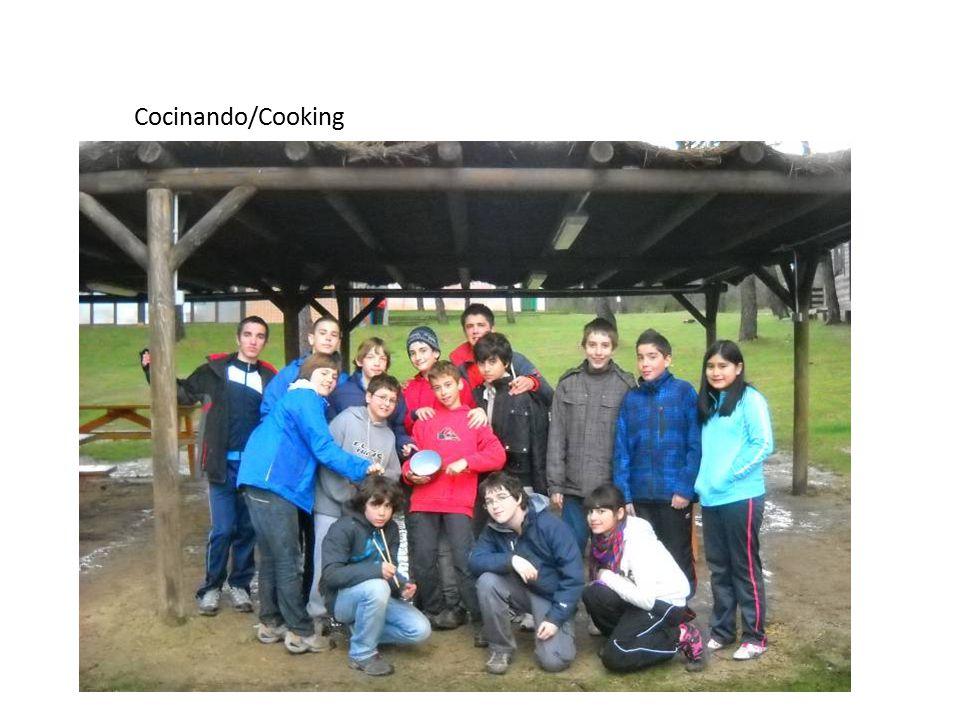 Cocinando/Cooking