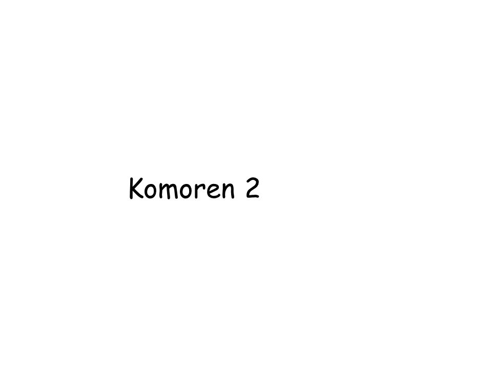 Komoren 2