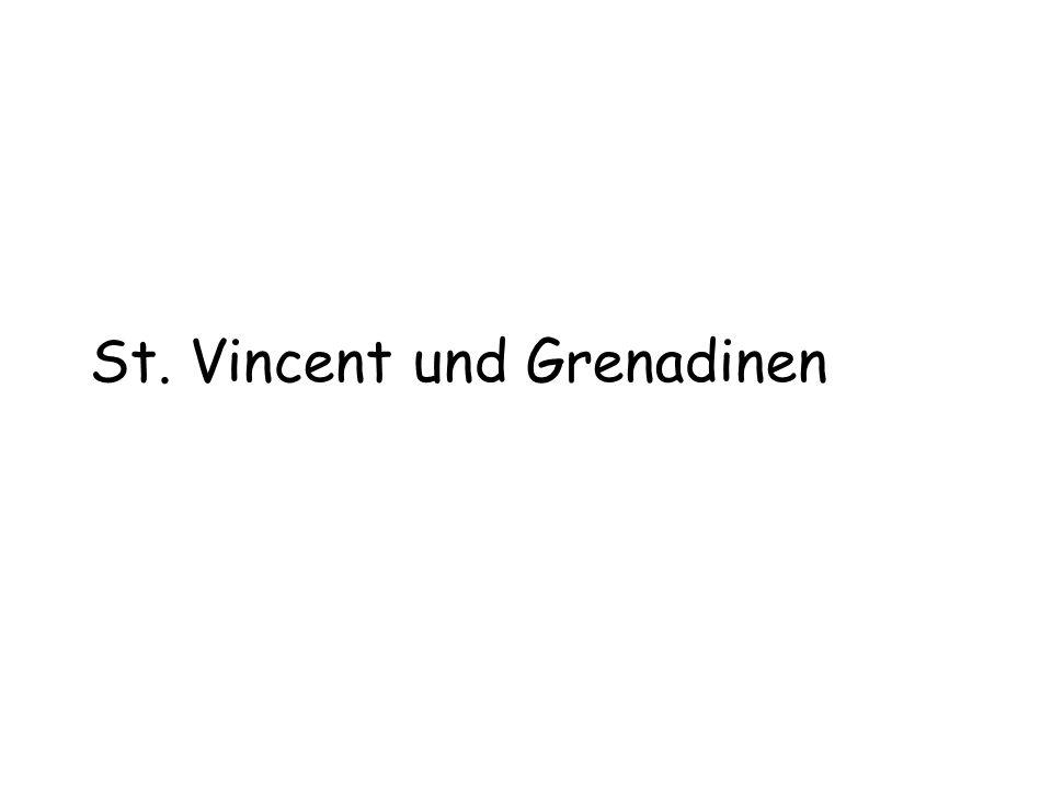 St. Vincent und Grenadinen