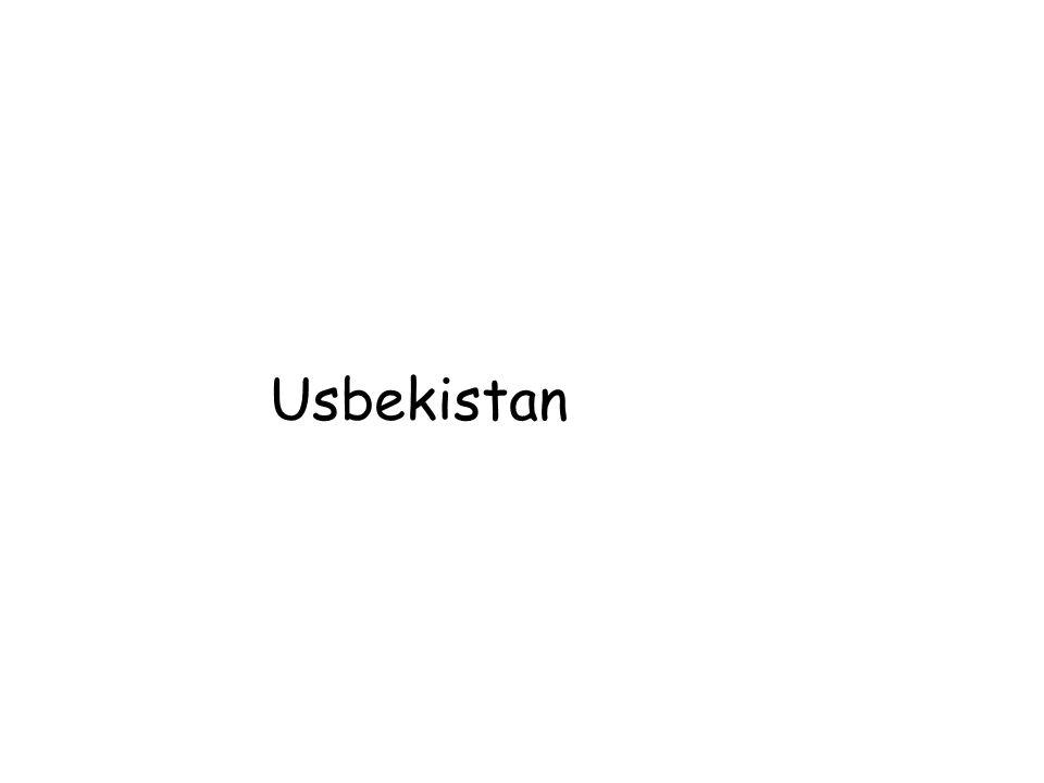 Usbekistan
