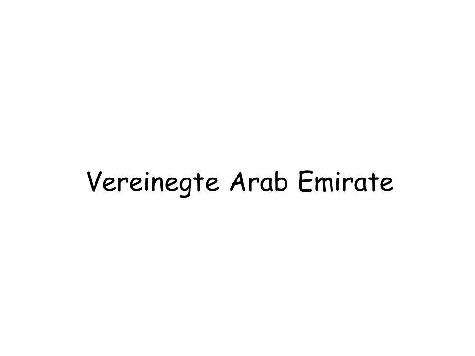 Vereinegte Arab Emirate