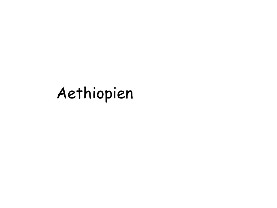 Aethiopien